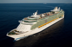 Royal Caribbean's Liberty at Sea
