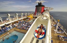 Disney Cruise's Aqua Duck